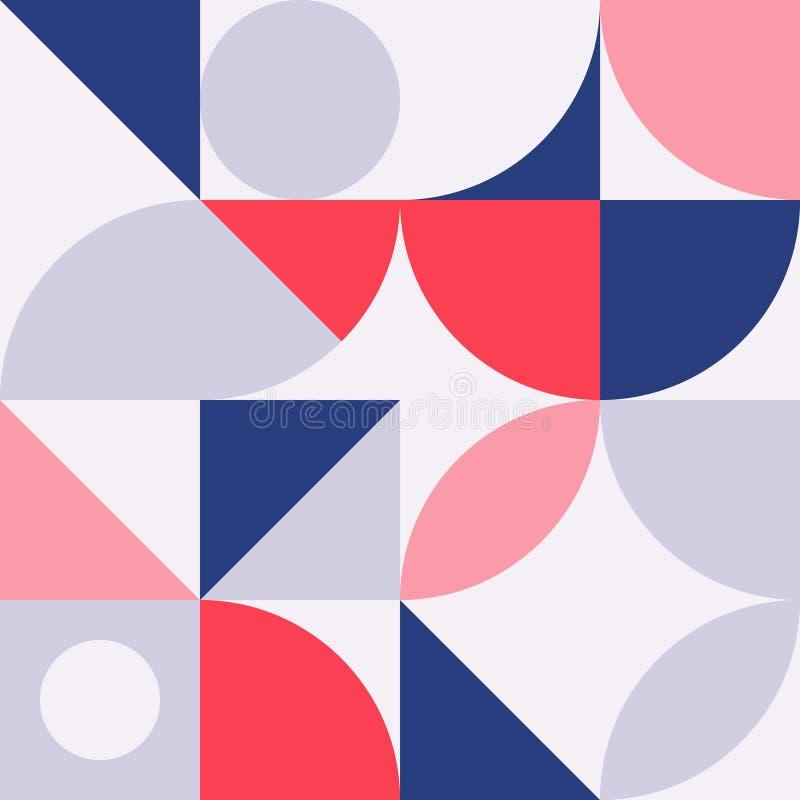 Предпосылка конспекта современная геометрическая бесплатная иллюстрация