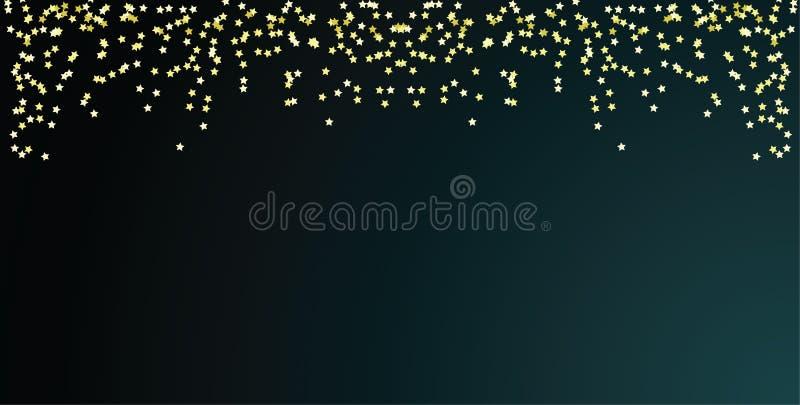 Предпосылка конспекта Luxure с звездами стоковая фотография rf