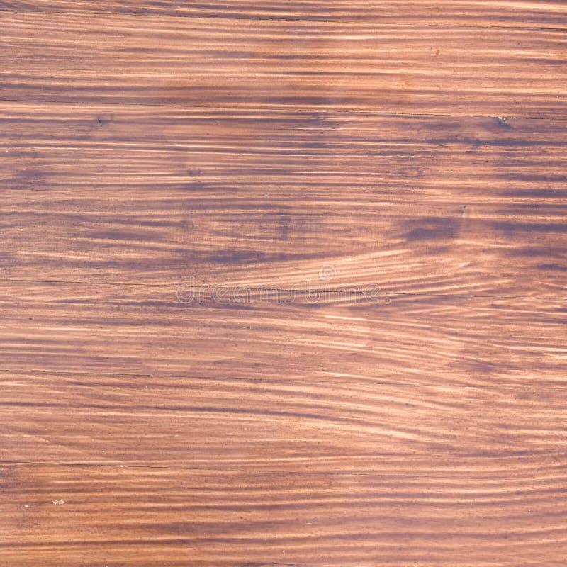 Предпосылка коричневой деревянной доски на которой линии дерева видимы стоковые изображения rf