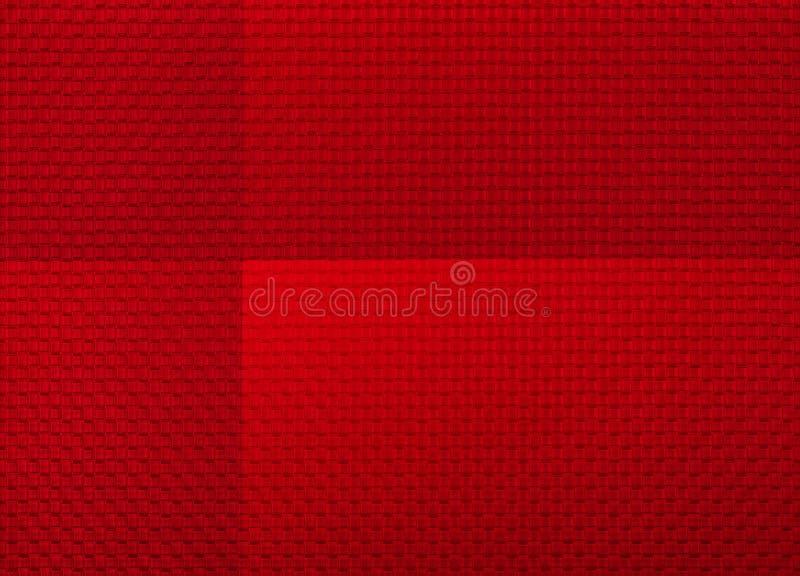 Предпосылка мозаики конспекта красная покрашенная стоковые изображения rf