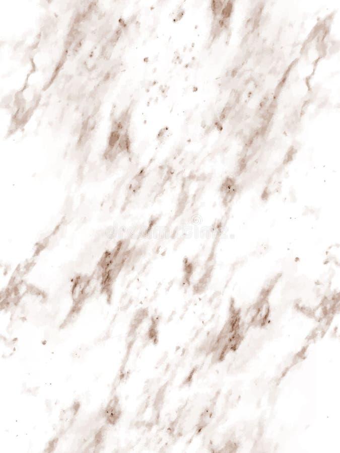 Предпосылка мраморной коричневой текстуры безшовная Абстрактный яркий блеск мраморизуя безшовную картину для ткани, плитки, интер иллюстрация штока