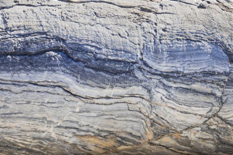 Предпосылка мрамор Karar естественной плиты голубой стоковое изображение