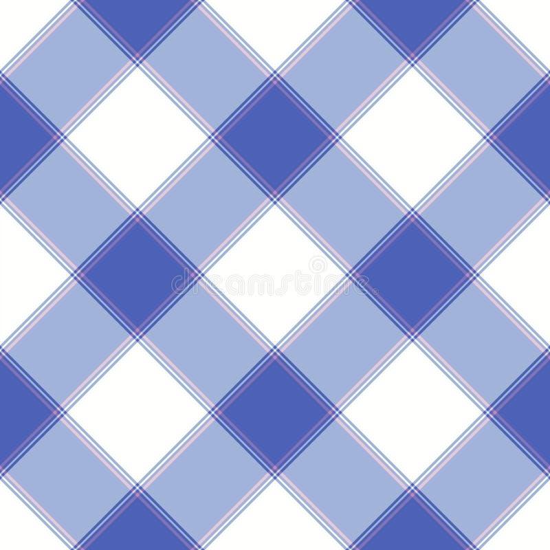Предпосылка нашивок, квадратный тартан, картина безшовная, английский язык прямоугольника решетки иллюстрация штока
