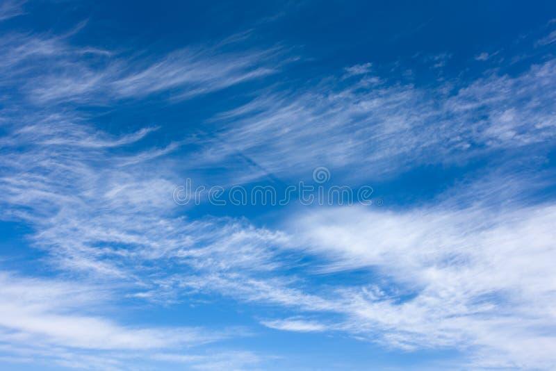 предпосылка небесная стоковая фотография rf