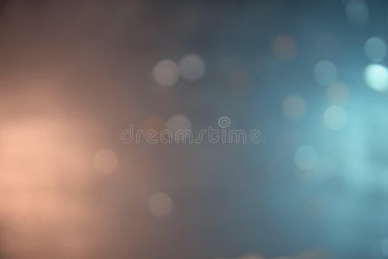 Предпосылка неоновых свет, новая ретро волна, не в фокусе стоковая фотография