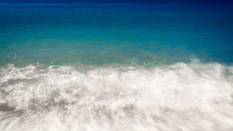 Предпосылка открытого моря моря океана стоковое фото