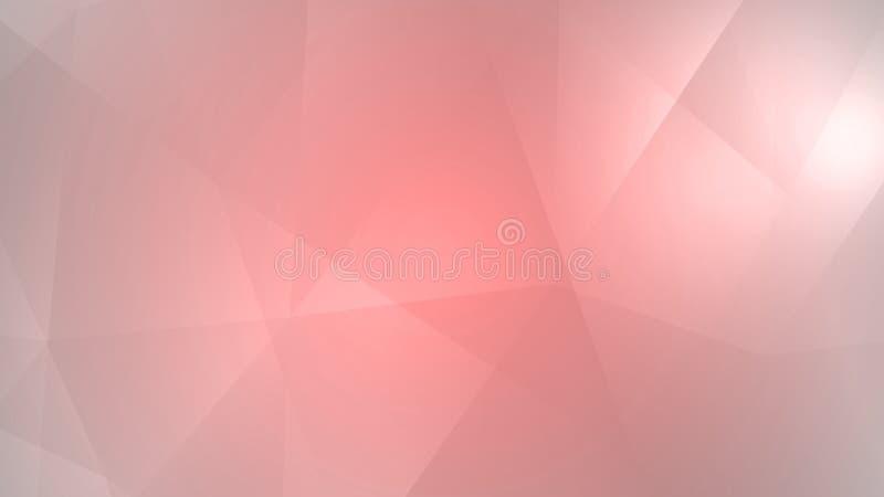 Предпосылка от полигонов иллюстрация вектора
