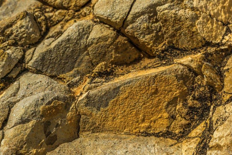 Предпосылка от утеса лавы стоковая фотография