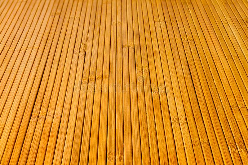 Предпосылка перспективы от тонких деревянных мычек стоковая фотография rf