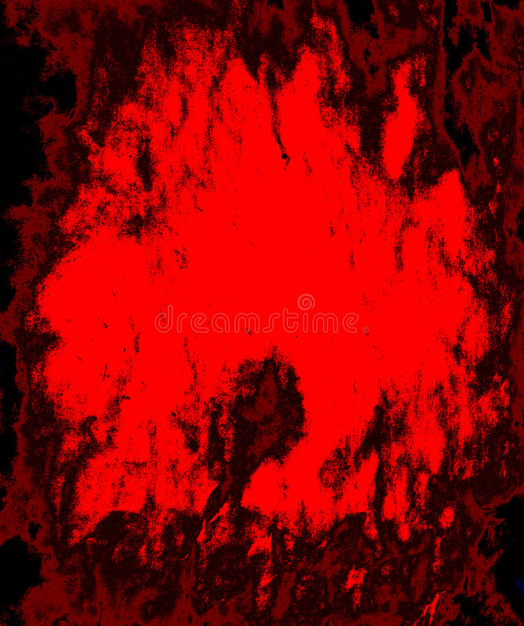 Предпосылка пламени Absract Стоковое фото RF