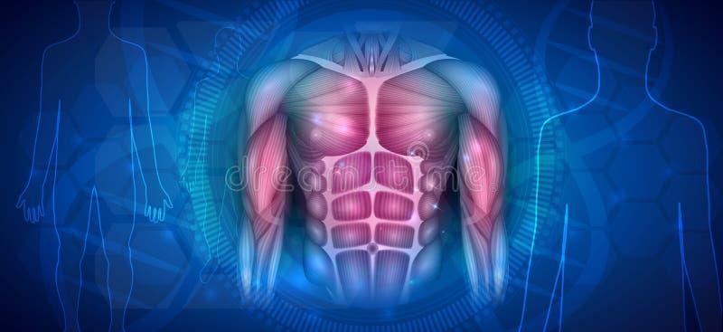 Предпосылка подходящего тела научная бесплатная иллюстрация