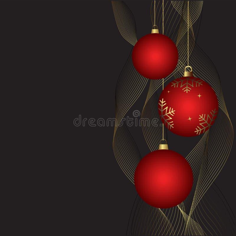 Предпосылка рождества вектора бесплатная иллюстрация