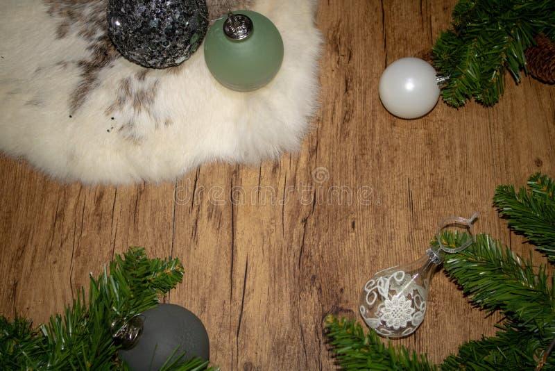 Предпосылка рождества для карты стоковая фотография