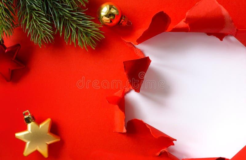 Предпосылка рождества; поздравительная открытка праздников дизайна или ба сезона стоковые фото