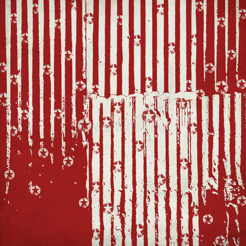 Предпосылка рождества Grunge иллюстрация вектора