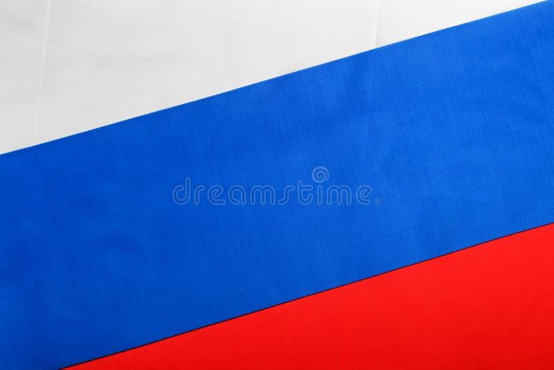 Предпосылка России флага Русское tricolor стоковые фото