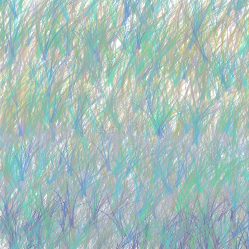 Предпосылка светлых цветов Абстрактная текстура природы бесплатная иллюстрация