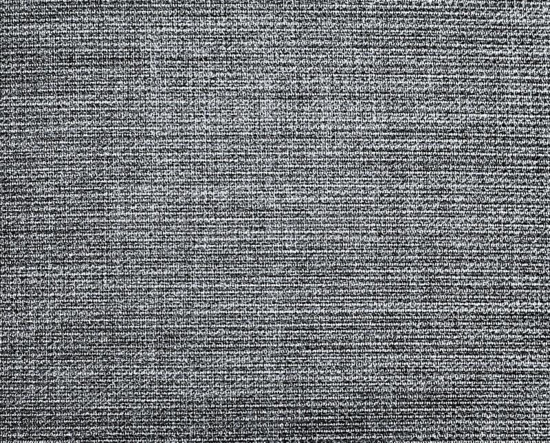 Предпосылка серой текстурированной естественной ткани стоковые изображения rf