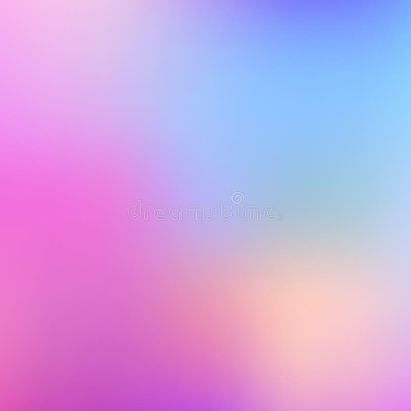 Предпосылка сетки градиента конспекта пестротканая яркая Современный tr иллюстрация вектора