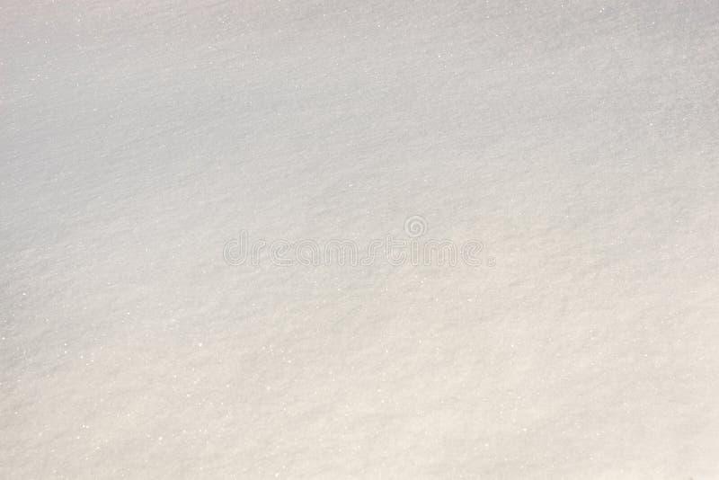 Предпосылка снега, текстура на зима стоковое фото