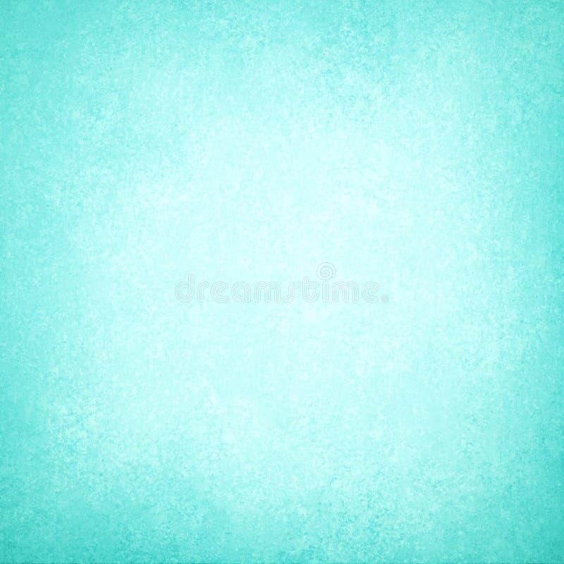 Предпосылка старого античного grunge небесно-голубая с огорченной покрашенной текстурой металла и винтажным дизайном бесплатная иллюстрация