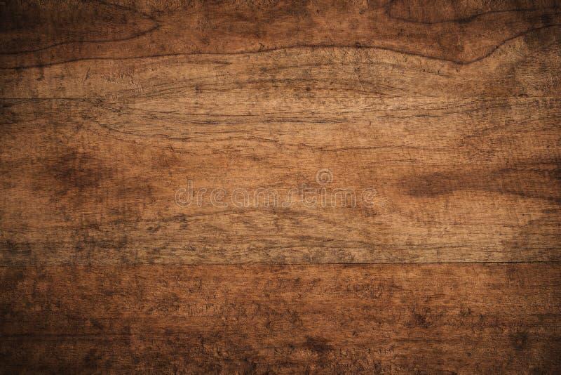 Предпосылка старого grunge темная текстурированная деревянная, поверхность ol стоковое фото