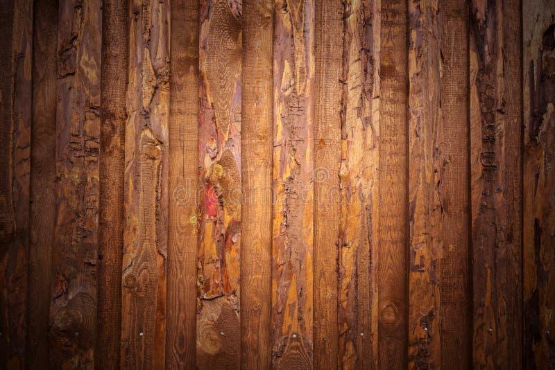 Предпосылка старых деревянных доск стоковая фотография rf