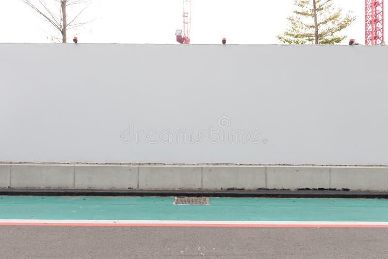 Предпосылка стены улицы, промышленная предпосылка, пустое urba grunge стоковые изображения rf