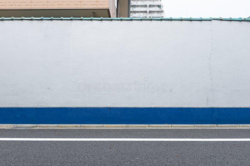 Предпосылка стены улицы, промышленная предпосылка стоковые изображения