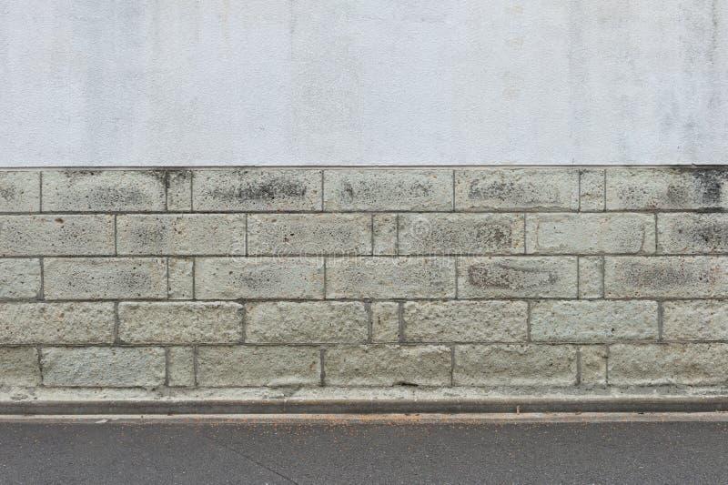 Предпосылка стены улицы, промышленная backgroundceramic стена плитки кирпича, безшовная кирпичная стена стоковые фотографии rf