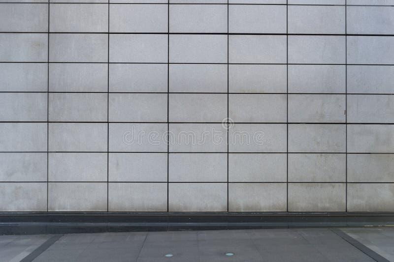 Предпосылка стены улицы, промышленная backgroundceramic стена плитки кирпича, безшовная кирпичная стена стоковая фотография