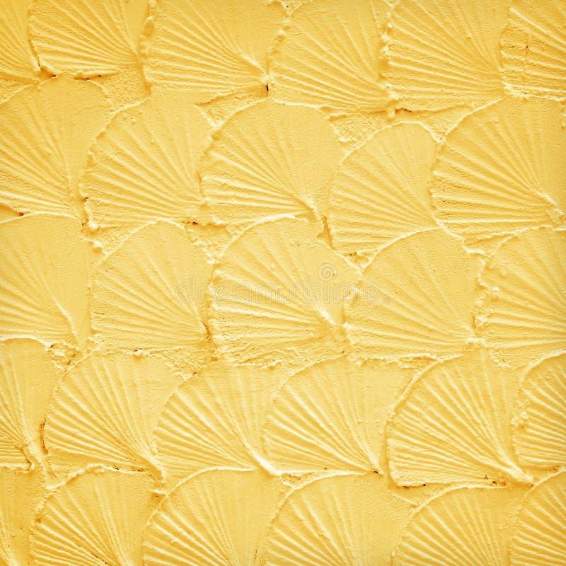 Предпосылка стиля гипсолита стены цемента декоративная стоковая фотография rf