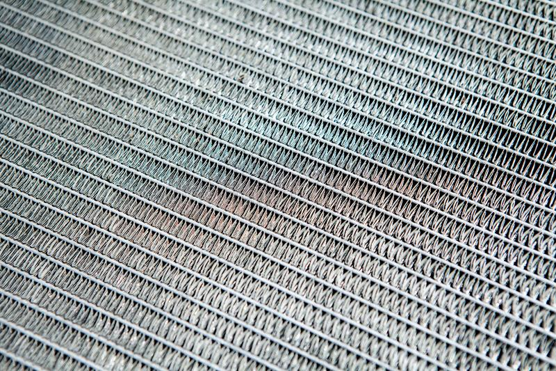 Предпосылка с поверхностью радиатора жары автомобиля стоковое фото rf