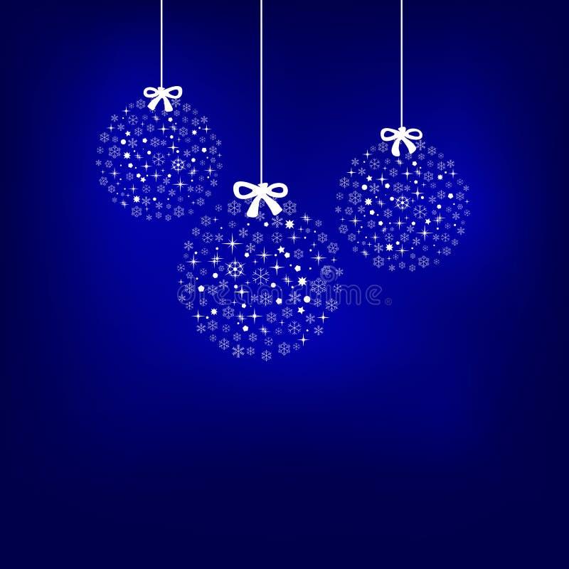 Предпосылка с Рождеством Христовым стоковые изображения rf