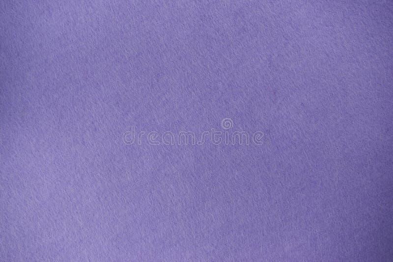 Предпосылка текстуры войлока пурпура стоковая фотография