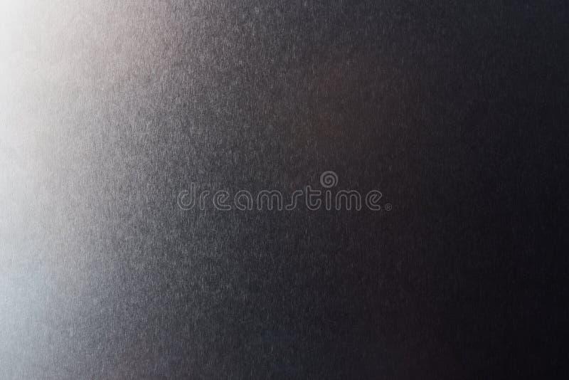 Предпосылка текстуры градиента металла сияющая стоковые фотографии rf