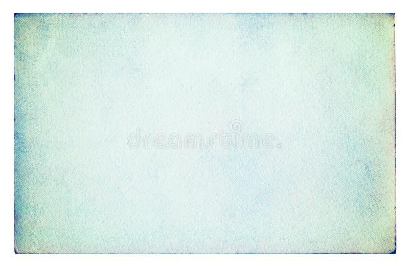 Предпосылка текстуры небесно-голубой бумаги иллюстрация штока