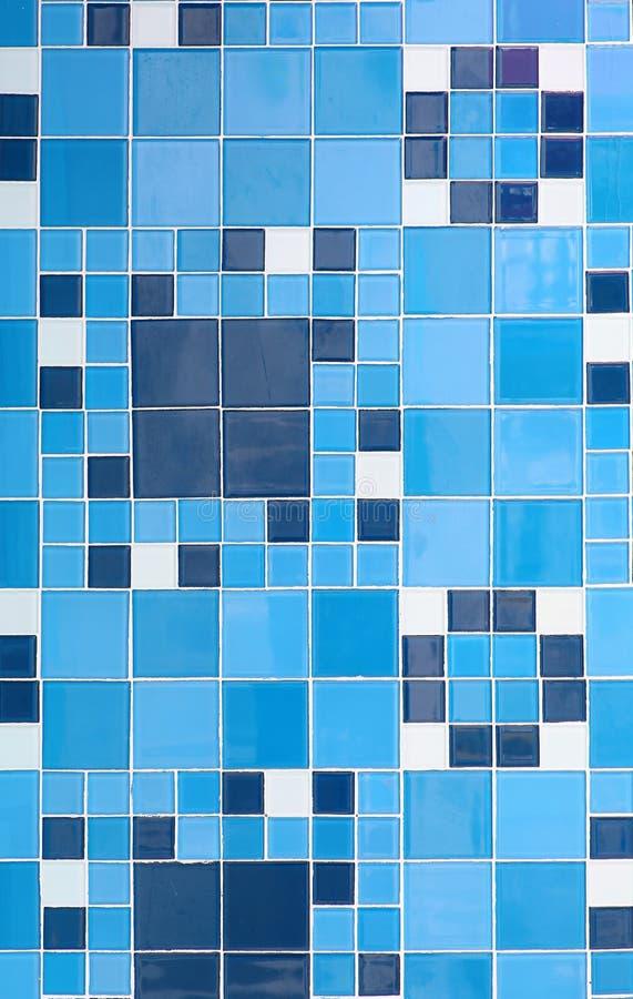 Предпосылка текстуры плитки конспекта квадратная безшовная стоковые фото