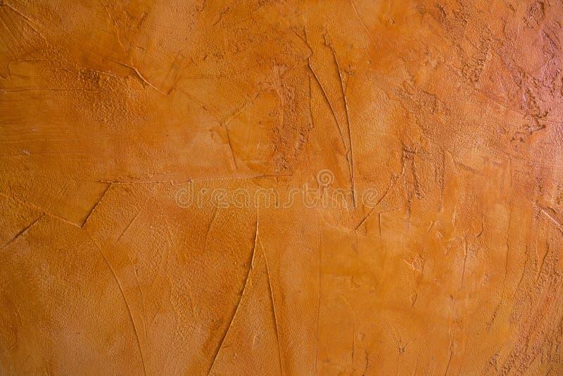 Предпосылка теплых оранжевых тонов стоковое фото