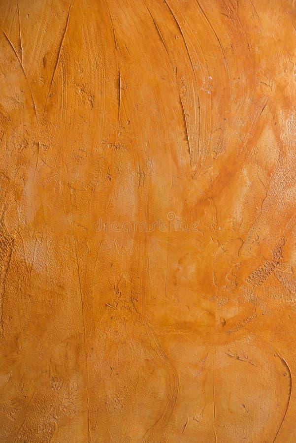 Предпосылка теплых оранжевых тонов стоковая фотография