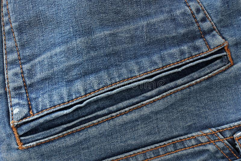 Предпосылка ткани Часть брюк джинсов стоковые фотографии rf