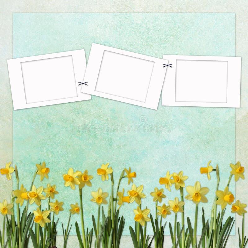 Download предпосылка цветет весна рамки Иллюстрация штока - иллюстрации насчитывающей дом, пасха: 18395815