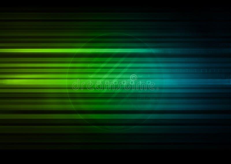 предпосылка цифровая иллюстрация вектора
