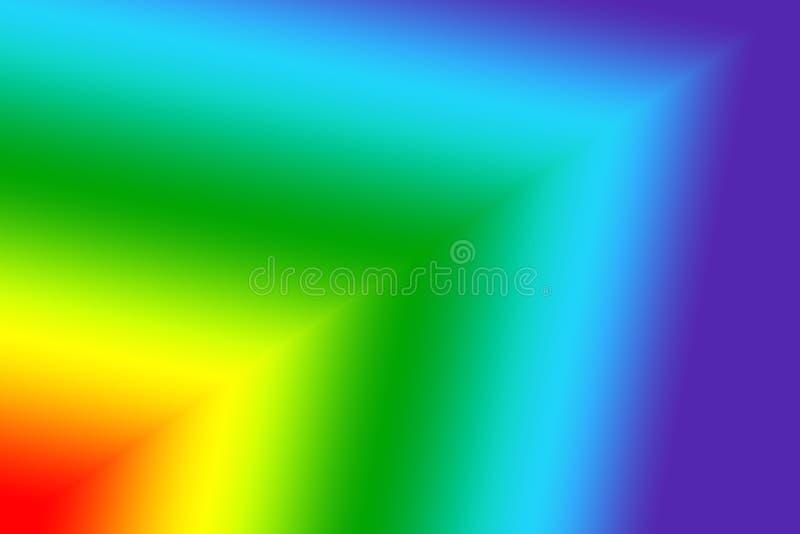 Предпосылка яркого красочного цвета радуги абстрактная, символы lgbt стоковое фото rf