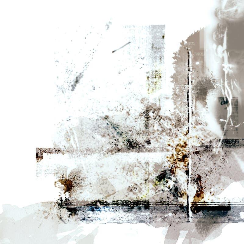 Предпосылка 2 Grunge бесплатная иллюстрация