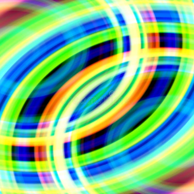 Предпосылка 440 цвета иллюстрация штока