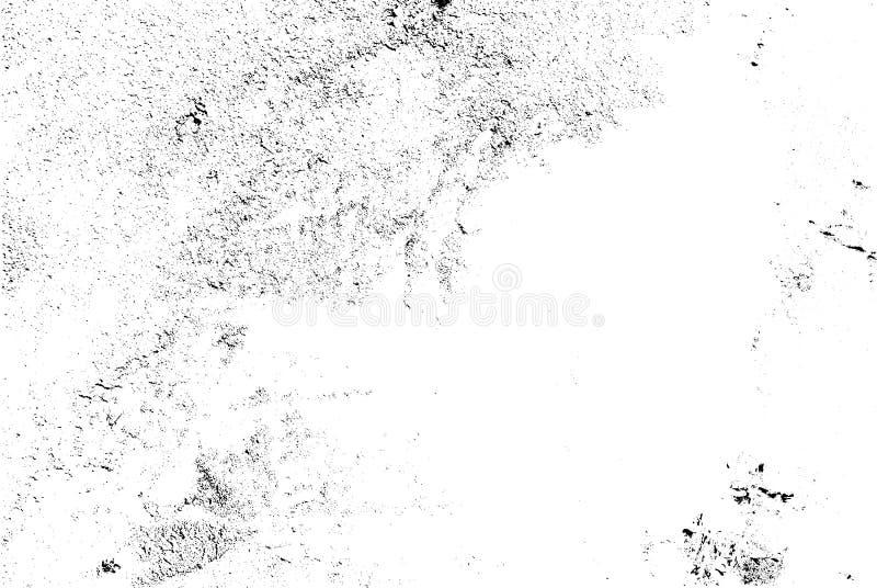 Предпосылка grunge вектора городская Текстура дистресса Легкий для создания абстрактного огорченного влияния иллюстрация штока