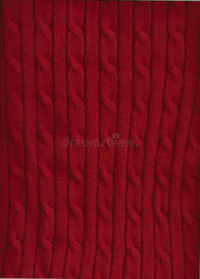 Предпосылка Knit кабеля стоковая фотография rf