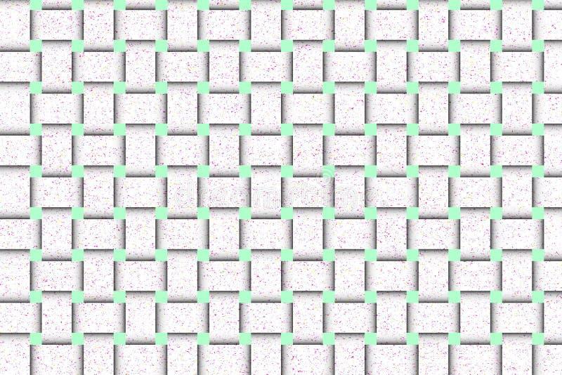 Предпосылки сплошного цвета и геометрические линии, углы, круги стоковая фотография