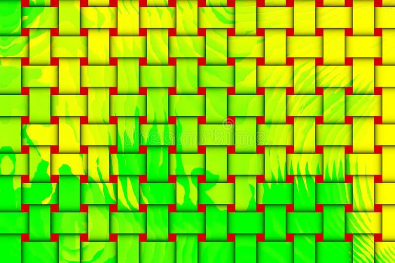 Предпосылки сплошного цвета и геометрические линии, углы, круги стоковое фото